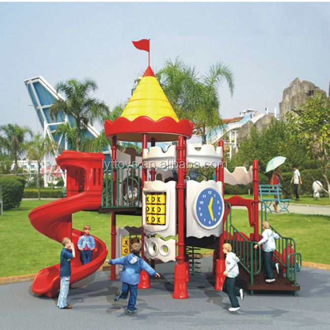 Unique children commercial plastic tubes playground equipment playground