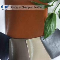 Highly Stripping Waterbased Semi PU Environmentally Friendly NO VOC Leather