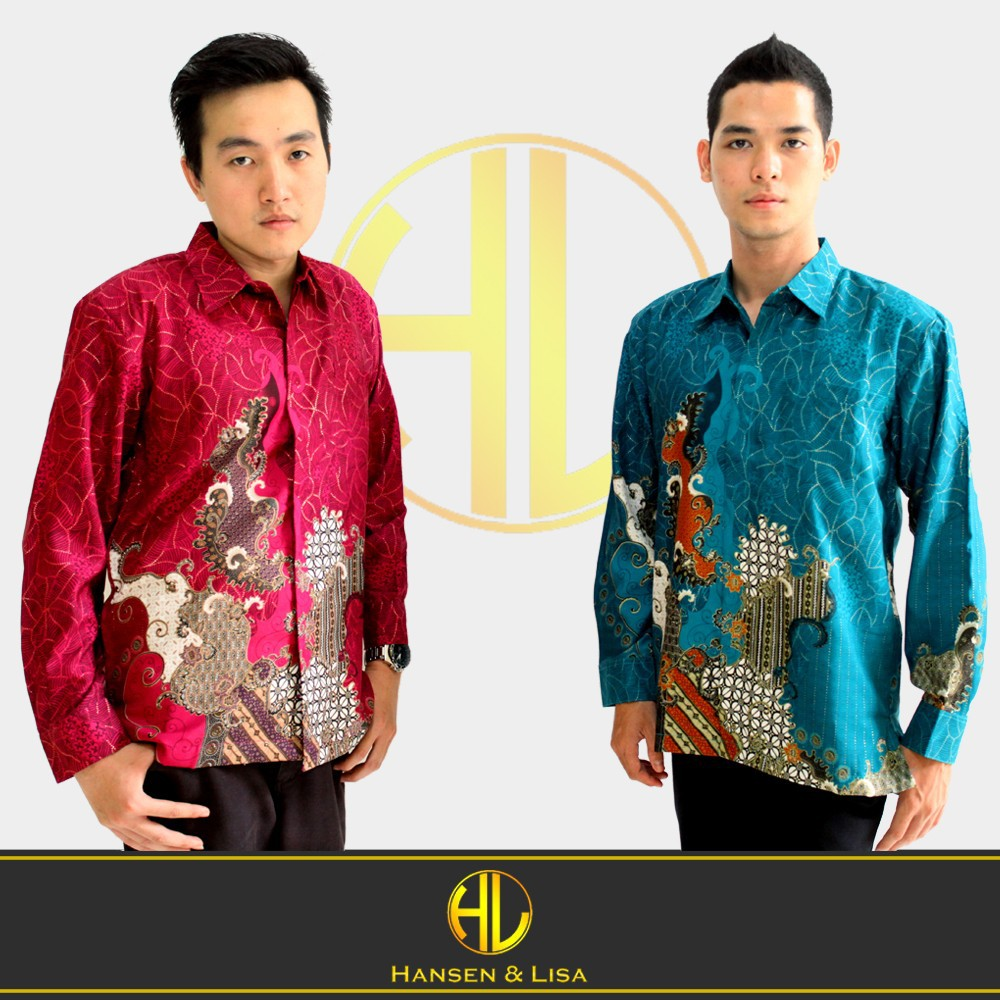 Batik Shirt Modern Indonesian Buy Traditional Product On