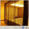 fancy living room decoration crystal bead string curtain