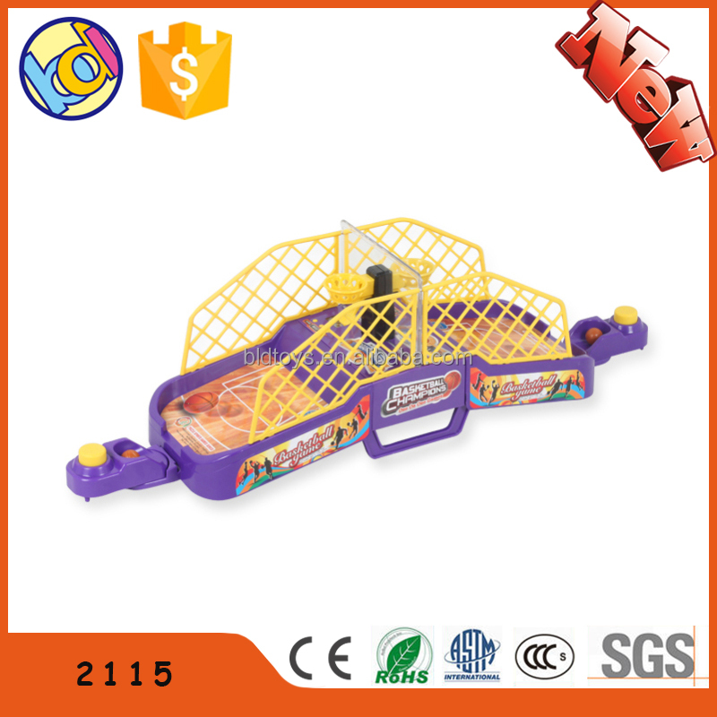 new arrival 2016 games mini basketball table from china