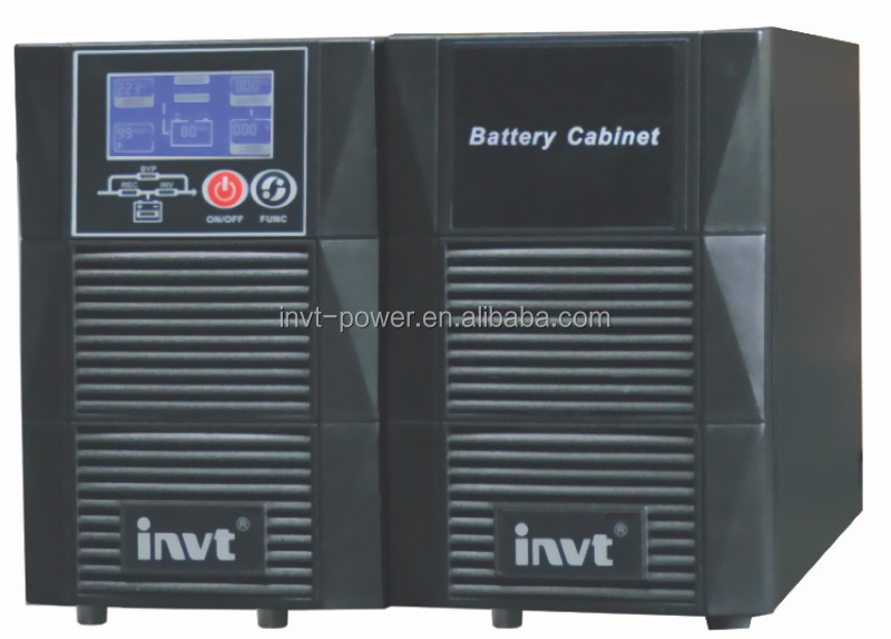 1kVA HT11 Series In-Built Transformer Long backup style Tower Online UPS