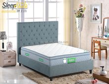 divan bed design linen frbric upholstered queen headboard upholstery bed for bedroom furniture