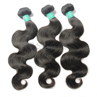 Nice quality & Wholesale price for unprocessed virgin brazilian milkyway human hair for your reference!!
