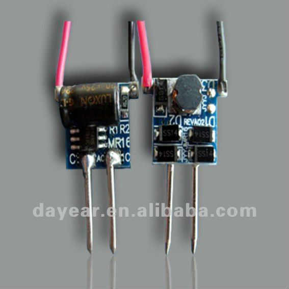 Power Led Driver Circuit 3w
