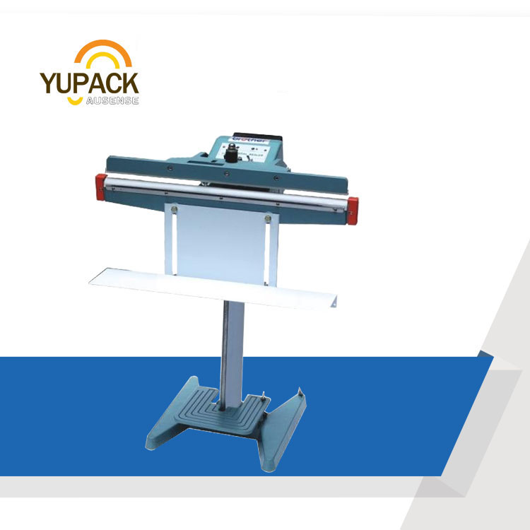 YUPACK best seller PFS-450 pedal heat sealer for plastic bags
