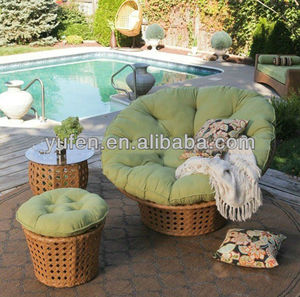 Summer winds patio furniture outdoor pool chair with fabric