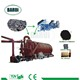 BARUI complete resource recycle engineering waste tyre recycling plant for sale