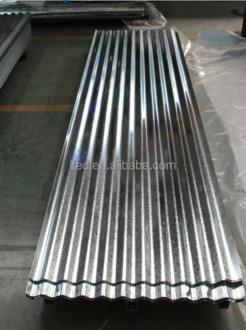 Prefab Metal Roofing Sheet for Steel Storehouse
