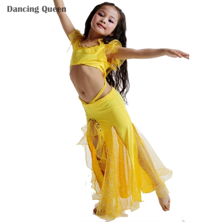 Aliexpress.com : Buy 2016 New Girls Belly Dance Costume 2 ...