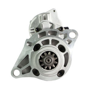 24V 5KW 11T 0-24000-3041 NIKKO Starter For Isuzu 6HK1 engine
