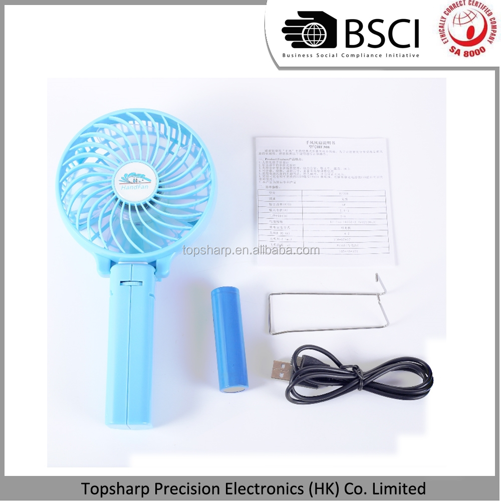 Bsci Audit Passed Factory Fashion Rechargeable Mini Electric Hand ...