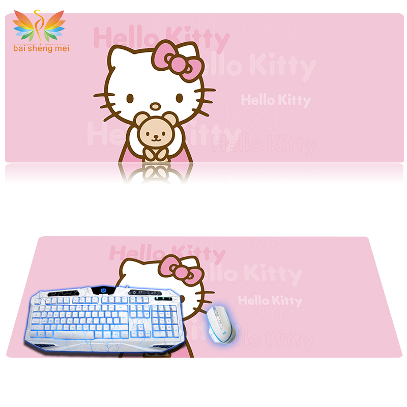 Computer anime Mouse Pads Floral for Computers Banana Leaf Rectangle Mouse mats