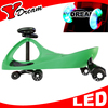 2015 Best Selling Kids Magic car With lighted Wheel With OEM Color