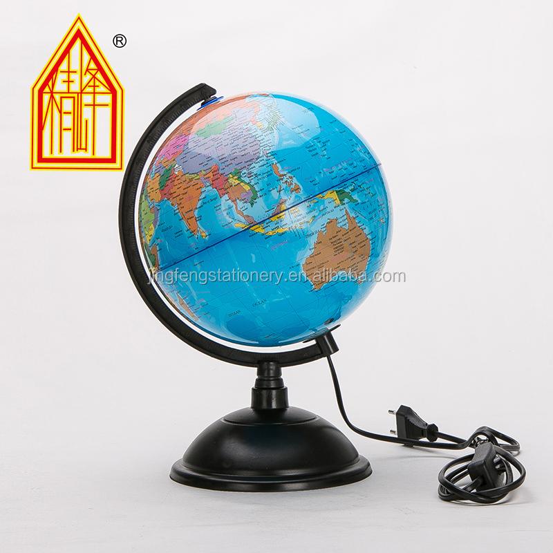 Groothandel 8 Inch (20 Cm) Plastic Pvc Globe Met Lamp Globe ...