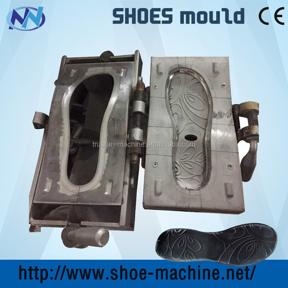 from alibaba PU Shoe Sole mould