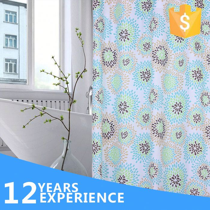 American jacqurad bath shower windows curtains
