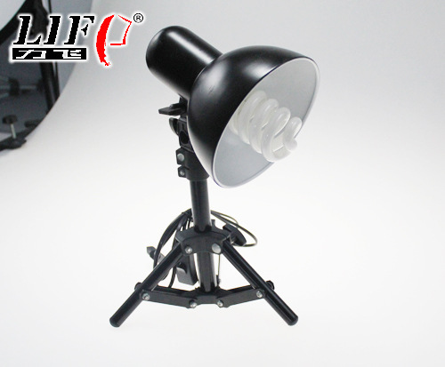 Photographic equipment / Desktop lampshade photographic equipment studio photography light fittings