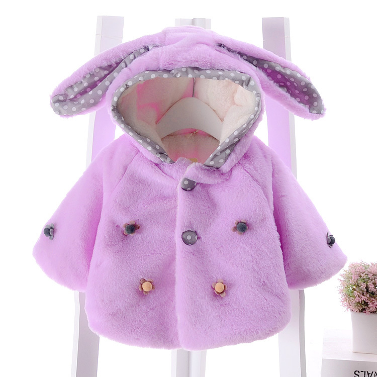 New style winter season girls coat high quality kids clothes