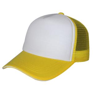 80ce042ea01 Advertising promotional custom logo 5 panel sports mesh trucker cap and hat