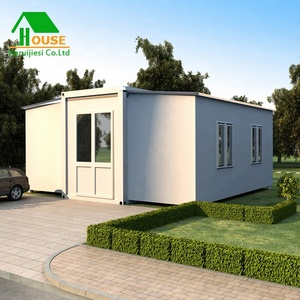 China cheap foldable prefab expandable container house