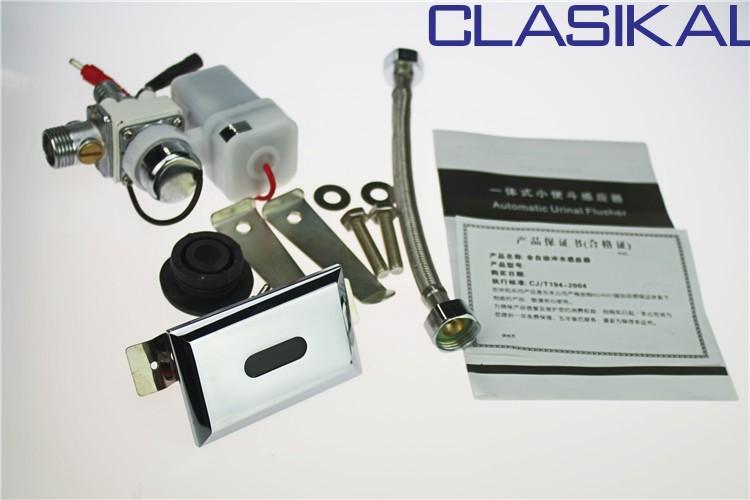 Clasikal electr nico autom tico auto flush urinario sensor for Cubre piscinas automatico precio