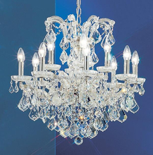 Italian maria theresa clear crystal kronleuchter fake crystal chandelier