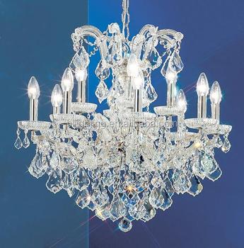 Italian Maria Theresa Clear Crystal Kronleuchter Fake Crystal ...