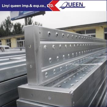 High Quality Walk Plank Scaffolding Catwalk Size