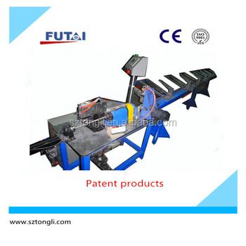 Tl-363 Autoamtic Pipe Cutting Machine For Tubular Heater/heating ...