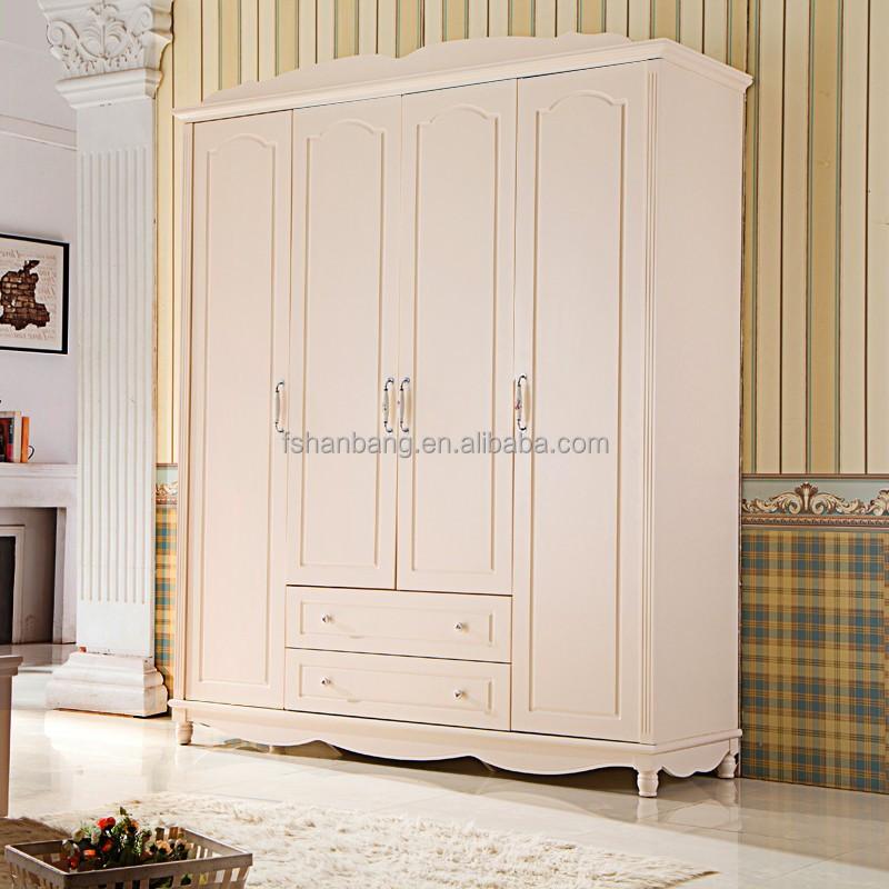 Venta al por mayor armarios abatibles 4 puertas-Compre online los ...