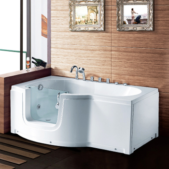 Superieur HS B004B Walk In Bathtub For Old People And Disabled People Bathtub With  Glass Door