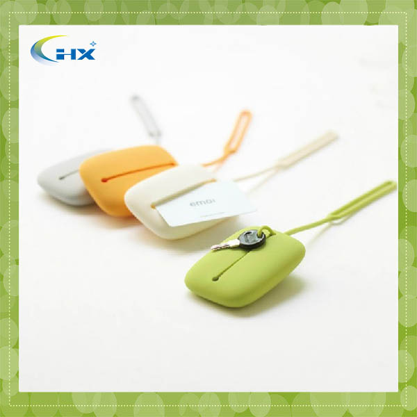 G-2014 Newest Silicone Cellphone Strap Key Chain Factory