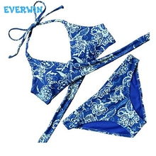 New Style Wholesale Professional Woman Sexy Brazilian Beach Wear Volleyball Bikini Open