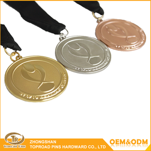 Make your own design custom metal craft zinc alloy blank gold /antique bronze /silver award metal metal