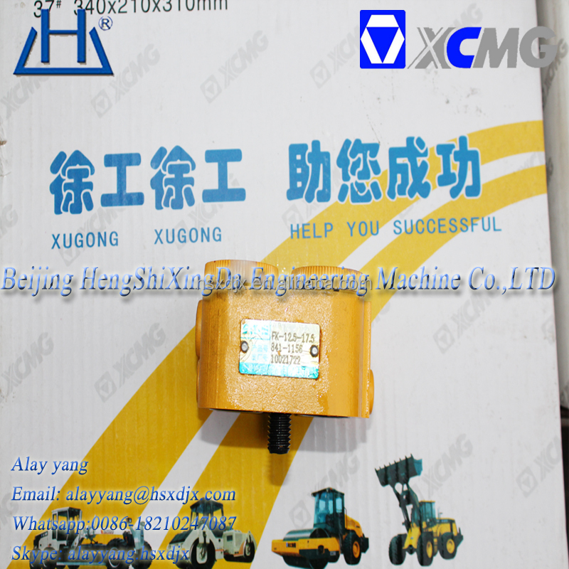 xcmg parts supplier ,xcmg wheel loader spare parts ,FK12.5-17.5 10021722 ,steering pump