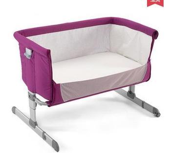 Baby Crib Cot Multifunctional Portable Sleeper Binet H05
