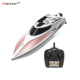 2.4G dual hatches high speed racing rc boat hull with about 26-28 km/h speeds