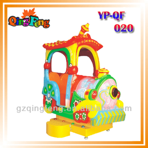 Kids favorite coin operated high quality kiddie rides fiberglass toy