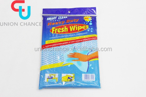 Germany Super Absorbent Needle Punched Nonwoven Cleaning Cloth for Household Cleaning
