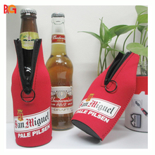 Customized OEM neoprene beer bottle covers