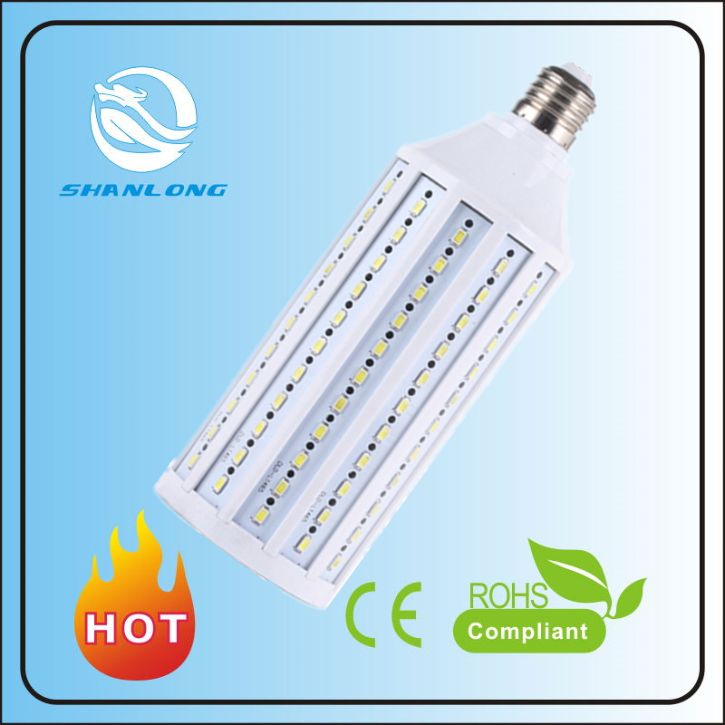2016 new design Energy saving 20w SMD5730 Aluminium/ABS led corn light
