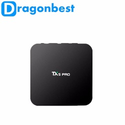 2019 Mecool K6 S2+T2/C android 4K Amlogic S905X2 Quad core android tv box with hd 4k satellite receiver