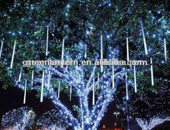 Outdoor Christmas Star Lights ,party Light,rain Effect Lighting