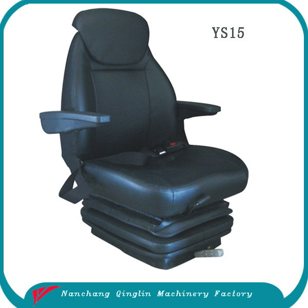 Comfortable truck driver seat for Construction trucks