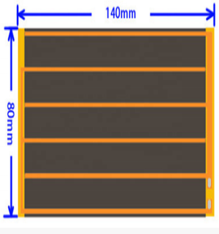 manufacture of graphene far infrared heating films for heating clothes