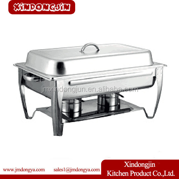 533A Stainless Steel Ceramic Chaffing Food Warmer Chafing Dish Set