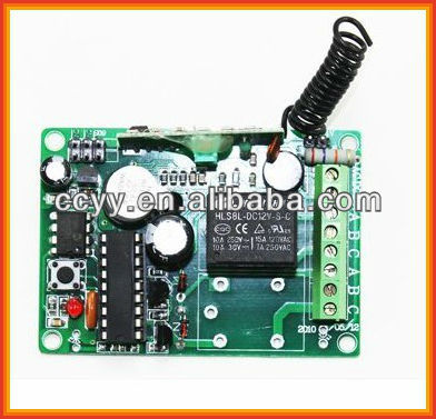 best 433mhz rf data transmitter and receiver 1channel