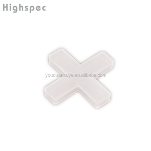 Plastic 6mm tile spacer for tile construction