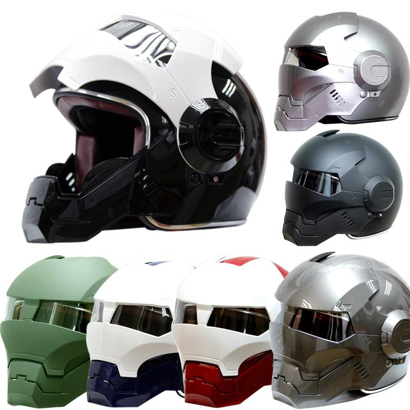 masei ironman 610 ingranaggi di protezione bambino stella mary iron man moto casco mezzo casco. Black Bedroom Furniture Sets. Home Design Ideas